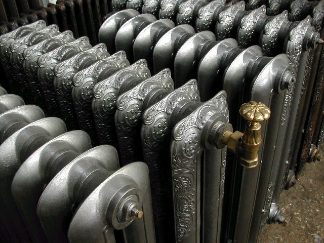 Alphametal Cast Iron Radiators Architectural Antiques